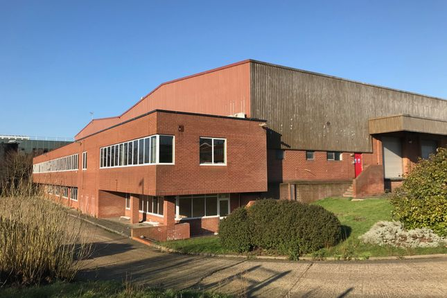 Thumbnail Industrial for sale in Elstree Way, Borehamwood