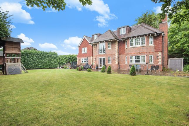 Thumbnail Detached house for sale in Park Farm Road, Bickley, Kent