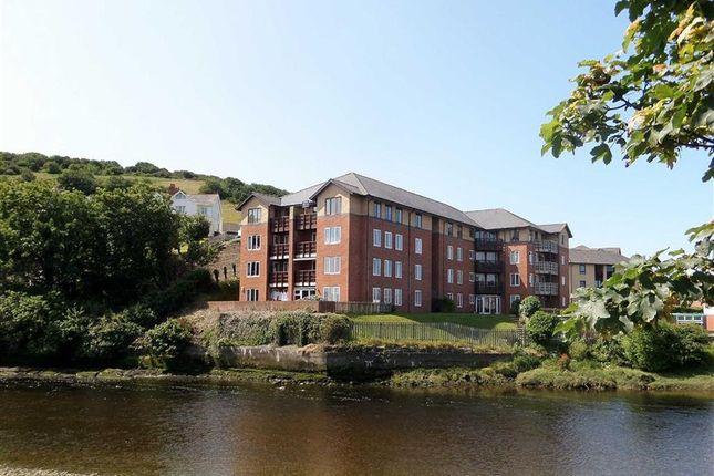 Thumbnail Flat for sale in Plasyrafon, Aberystwyth, Ceredigion