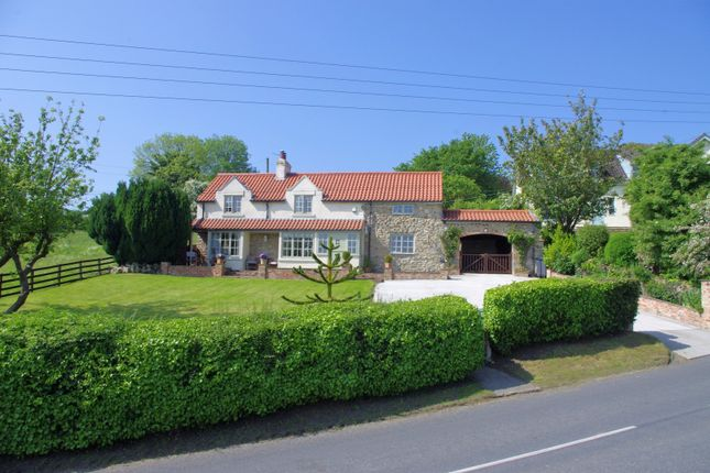 Thumbnail Detached house for sale in Well Bank, Bedale