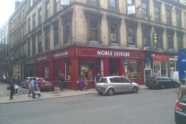 Thumbnail Retail premises to let in 14-16 Renfield Street, Glasgow