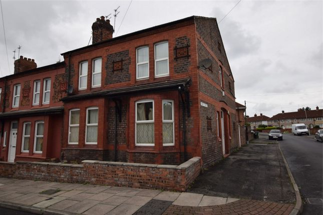 Thumbnail Flat for sale in Sherlock Lane, Wallasey, Merseyside