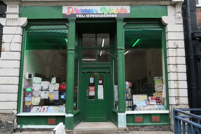 Retail premises for sale in Stoke-On-Trent, Staffordshire