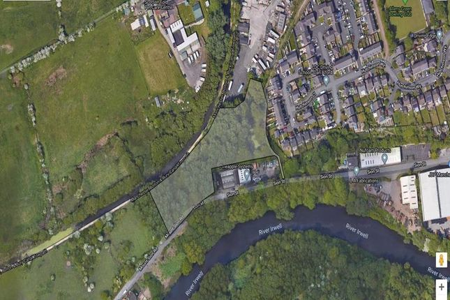 Aproximate Area of Mount Sion Road, Radcliffe, Manchester M26