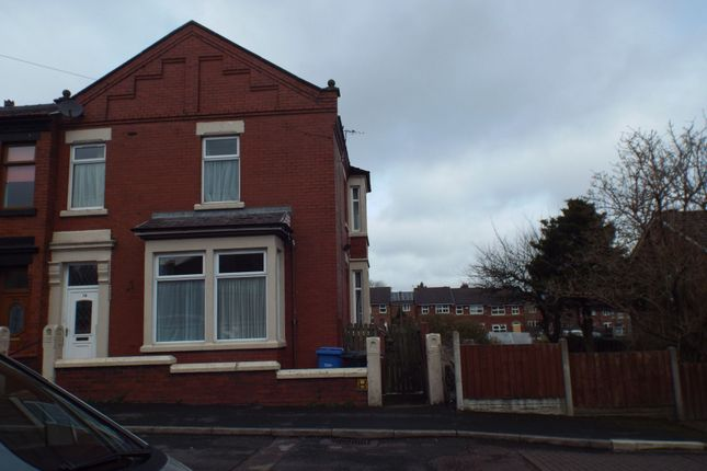 Thumbnail Terraced house to rent in Colyton Road, Chorley