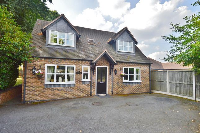 Thumbnail Detached house for sale in Sandy Lane, Rugeley