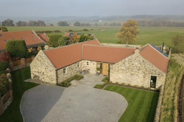 Thumbnail Barn conversion for sale in Low Pastures, Gilling West, Richmond
