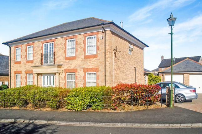 5 bed detached house for sale in Vane Close, Wynyard, Billingham
