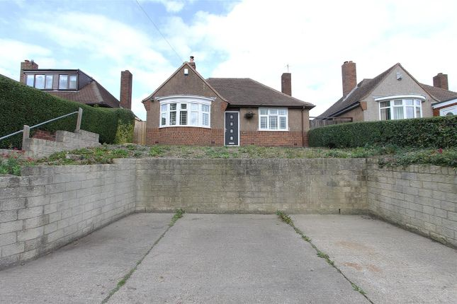 Thumbnail Detached Bungalow For Sale In Newbold Road Upper Chesterfield