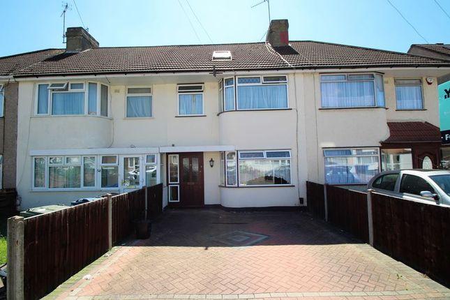 Thumbnail Terraced house to rent in Eastleigh Avenue, South Harrow, Harrow