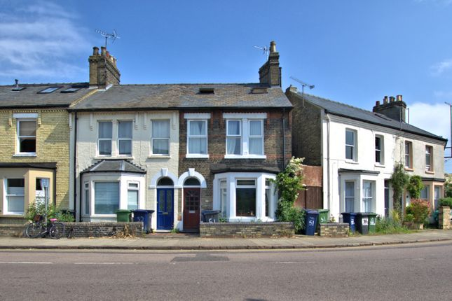 Thumbnail Semi-detached house to rent in Devonshire Road, Cambridge