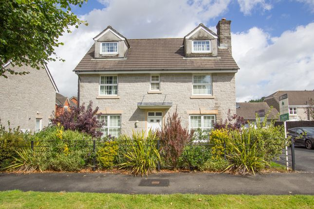 Thumbnail Detached house for sale in Temeraire Road, Manadon Park, Plymouth