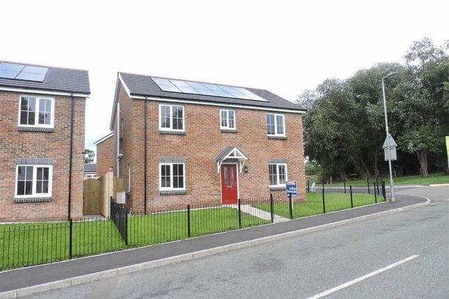 Thumbnail Detached house for sale in Parc Nant Y Ffin, Betws, Ammanford