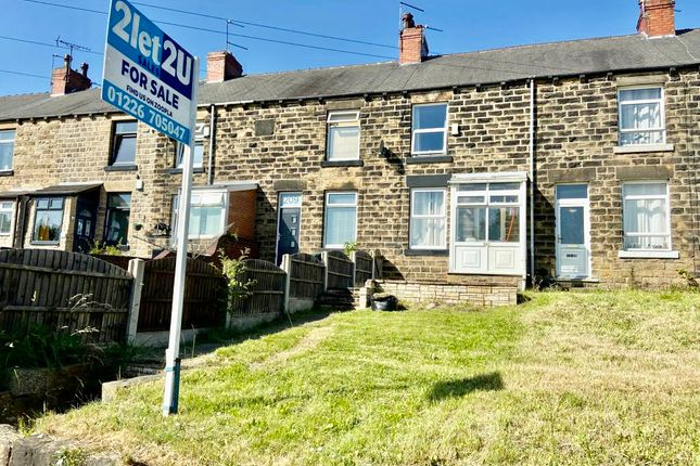 Thumbnail Terraced house for sale in Snydale Road, Cudworth
