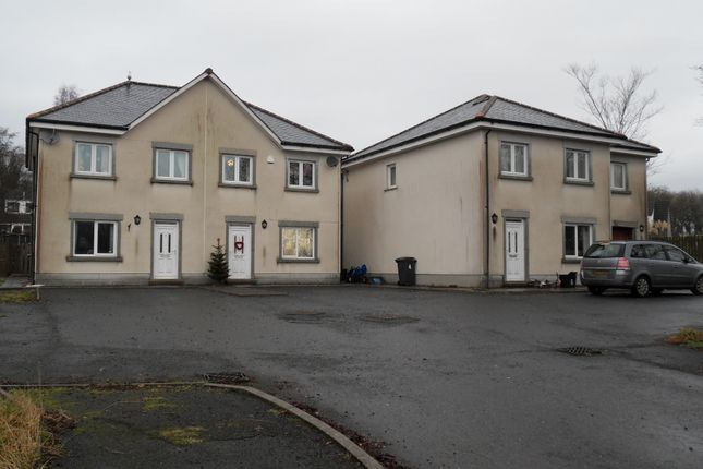 Thumbnail Detached house for sale in St Couan's Road, Newton Stewart