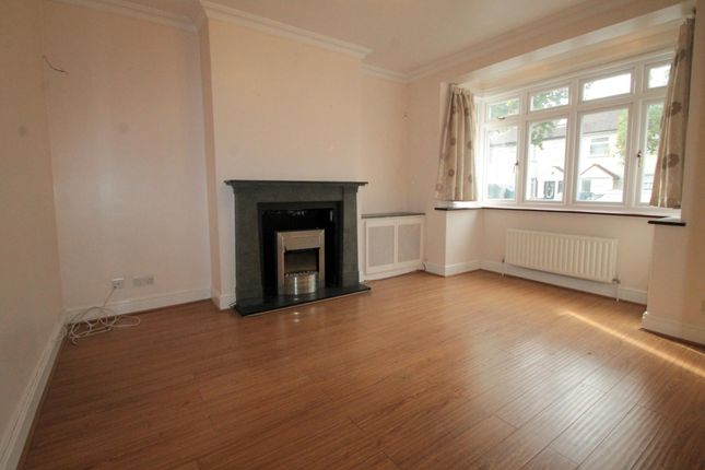 Thumbnail Terraced house to rent in Rosehill Avenue, Sutton
