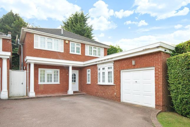Thumbnail Detached house for sale in The Chase, Stanmore