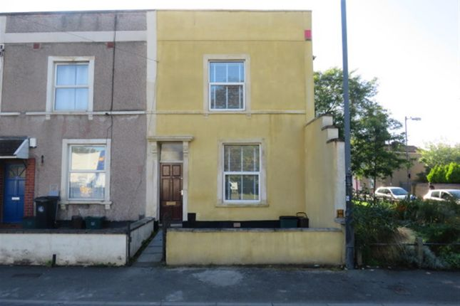 Thumbnail End terrace house for sale in Goodhind Street, Easton, Bristol
