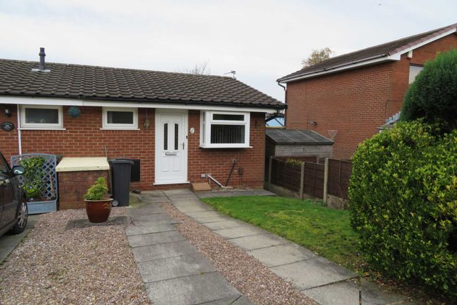 Thumbnail Bungalow for sale in Priestley Way, Shaw, Oldham