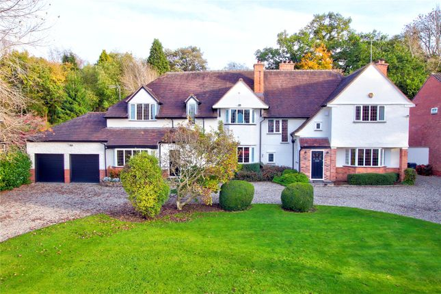 Thumbnail Detached house for sale in Beaks Hill Road, Kings Norton, Birmingham