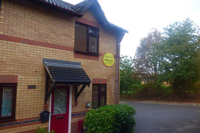 Thumbnail End terrace house for sale in Bishops Close, Thornwell, Chepstow