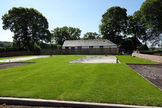 Park Pitches of Dinwoodie Lodge Park Johnstonebridge, Lockerbie, Dumfriesshire. DG11