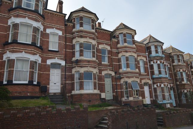 Thumbnail Terraced house for sale in Mount Pleasant Road, Exeter