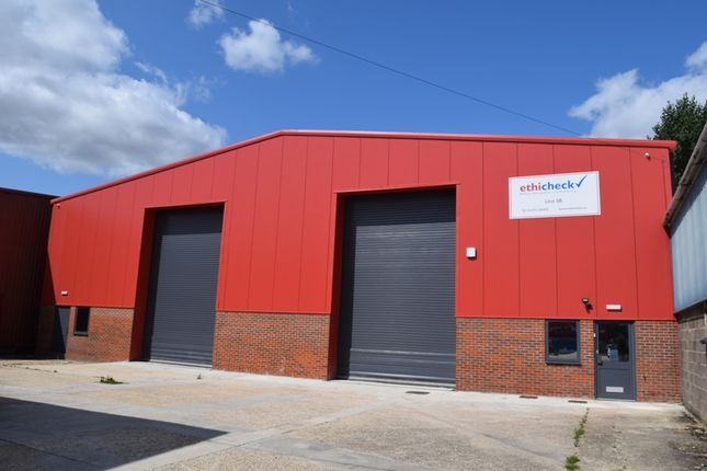 Thumbnail Warehouse to let in Blacknest Industrial Estate, Blacknest, Alton