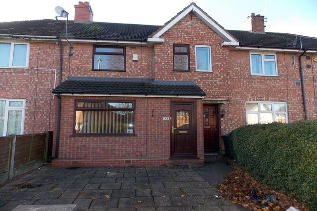 Thumbnail Terraced house to rent in Folliott Road, Stechford, Birmingham