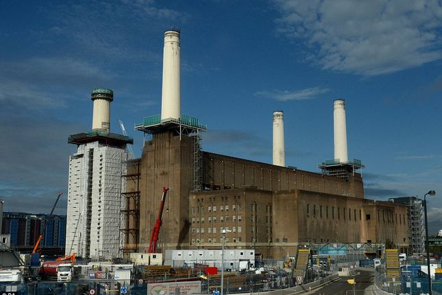 Thumbnail Flat for sale in Boiler House, Battersea Power Station, Battersea