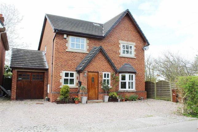 Thumbnail Detached house for sale in Chester Road, Dobshill, Flintshire