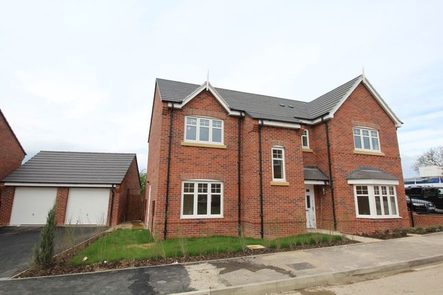 Thumbnail Detached house for sale in Thorntree Road, Brailsford, Ashbourne