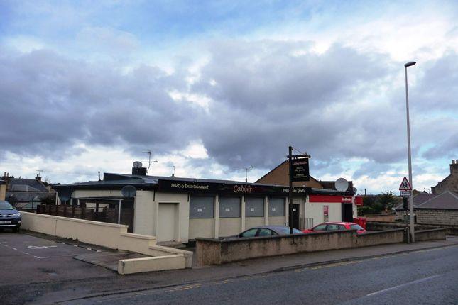 Thumbnail Commercial property for sale in Caber Feidh Bar Main Street, Elgin
