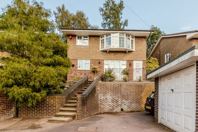 Thumbnail Detached house for sale in Lower Elmstone Drive, Tilehurst, Reading