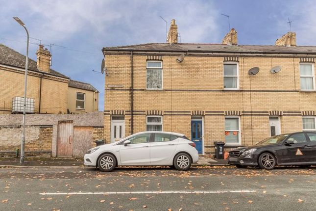 Thumbnail End terrace house for sale in Hoskins Street, Newport