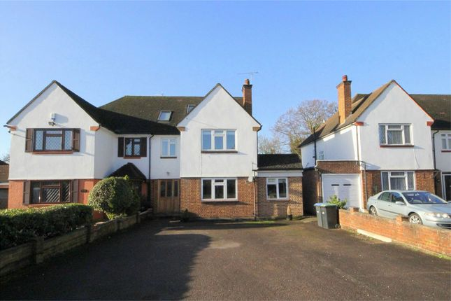Thumbnail Semi-detached house for sale in Bush Hill, London