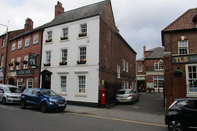 Thumbnail Retail premises for sale in 15 Churchgate, Retford, Nottinghamshire