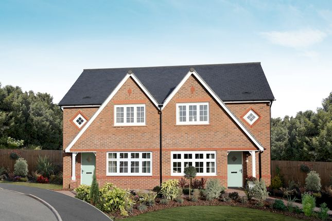 Thumbnail Semi-detached house for sale in Formby Road, Halling, Kent
