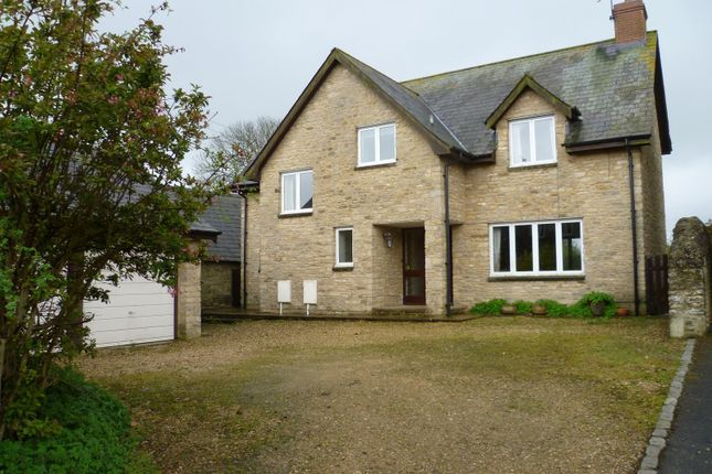 Thumbnail Detached house to rent in Queen Street, Farthinghoe, Northants
