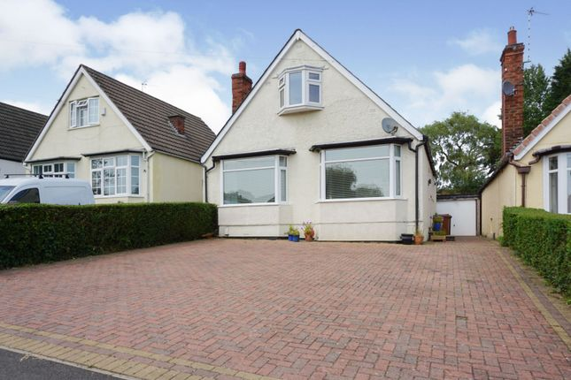 Thumbnail Detached house for sale in Leicester Road, Groby, Leicester