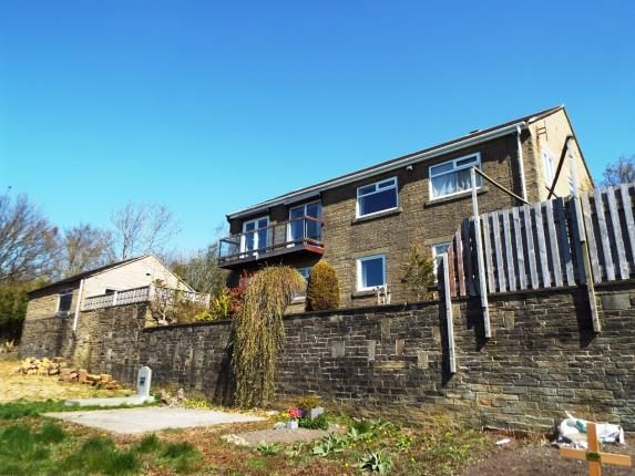 Thumbnail Detached house for sale in Skircoat Moor Road, Halifax, West Yorkshire
