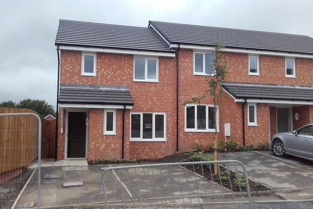 Thumbnail Terraced house for sale in St. Thomas's Court, Church Street, Upholland, Skelmersdale