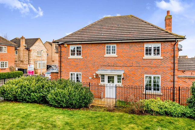 Thumbnail Detached house for sale in Victor Close, Shortstown, Bedford