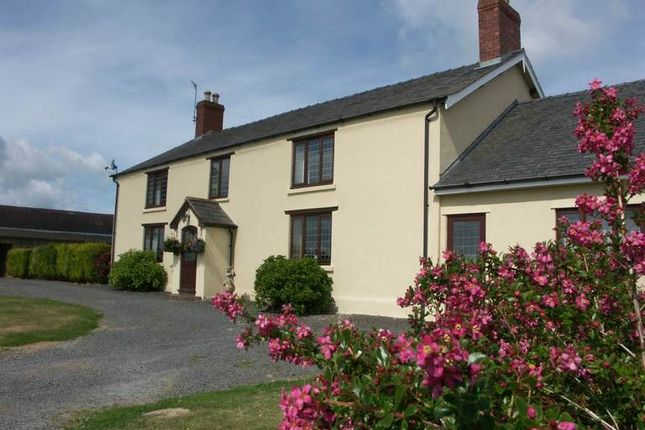 Thumbnail Leisure/hospitality for sale in Llanfair Caereinion, Welshpool