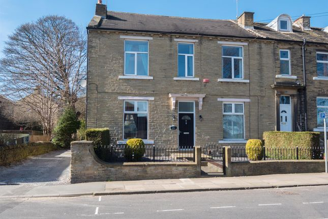 Thumbnail End terrace house for sale in Stone Hall Road, Bradford