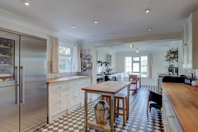 Thumbnail Detached house for sale in The Green, Wacton, Norwich