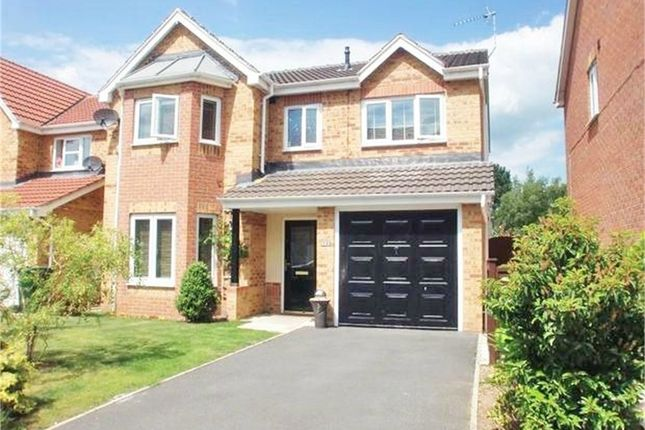Thumbnail Detached house for sale in Walstow Crescent, Armthorpe, Doncaster, South Yorkshire