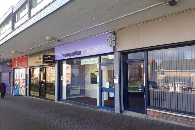 Thumbnail Retail premises to let in The Braes Shopping Centre, 51 Dougrie Drive, Castlemilk, Glasgow