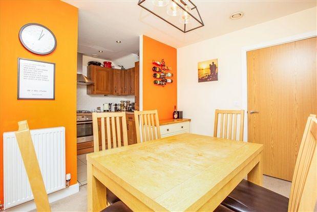 Dining Room of Boardman Close, Farington, Leyland PR25