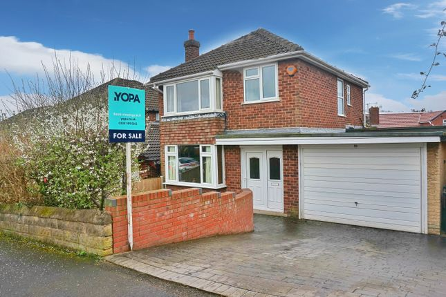 Thumbnail Detached house for sale in Holmesdale Road, Dronfield